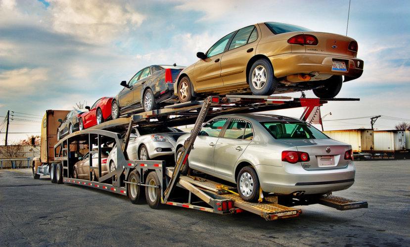 Vehicle Shifting