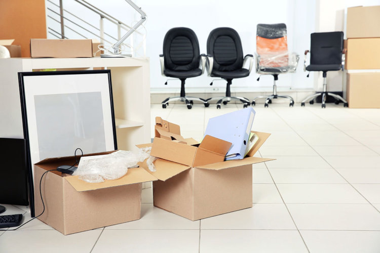 Office Shifting